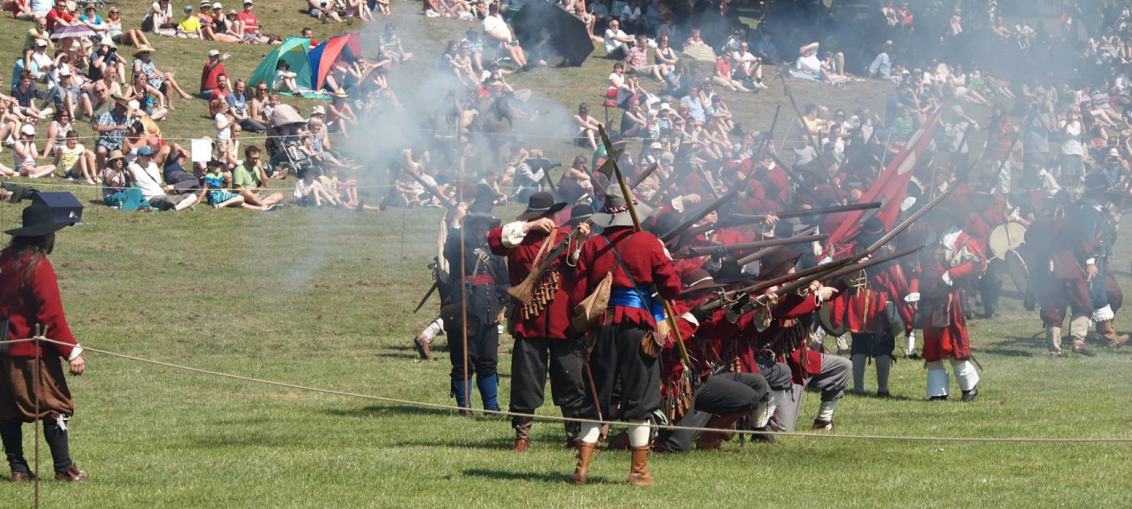 reenactment – English Civil War Society